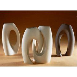 Vaso abbraccio Linea Sette Ceramiche art VM575/B TR