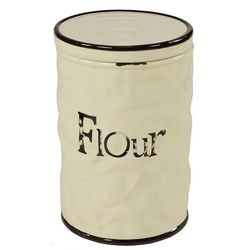 """Barattolo """"Flour"""" in ceramica di Lorenzon art LI-0512"""
