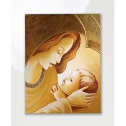 """Quadro piccola """"Maternità""""- Salvadori Arte   artSE291W6282"""
