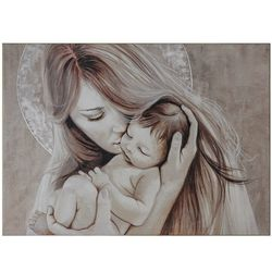 tela_capezzale_quadro_maternità_emmanueleregali_bombonieraperfetta