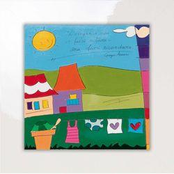 Quadro Salvadori Arte Bon Bon by Annette 30x30 art SE321W5226