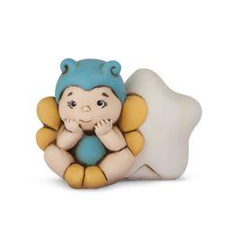 TN15FA-3-Led Teneroni assortiti in ceramica - Egan-emmanueleregali-bombonieraperfetta