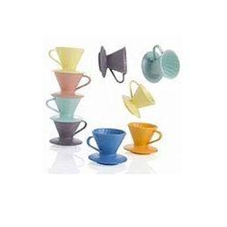 Tazzina caffè Sempreinsieme in porcellana colori assortiti  - Brandani-emmanueleregali-bombonieraperfetta