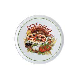 art CI022417865 Piatti pizza x6 La Vera Pizza linea Cinzia