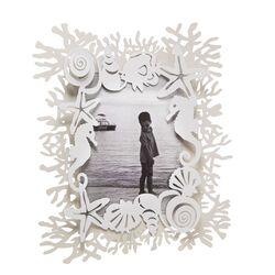 0PF3441C172-Porta foto grande decoro corallo Nettuno-Arti e Mestieri-emmanueleregali-bombonieraperfetta