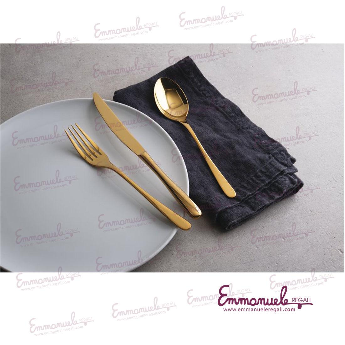 servizio_posate_taste_gold_24_pz_sambonet_emmanueleregali_bombonieraperfetta