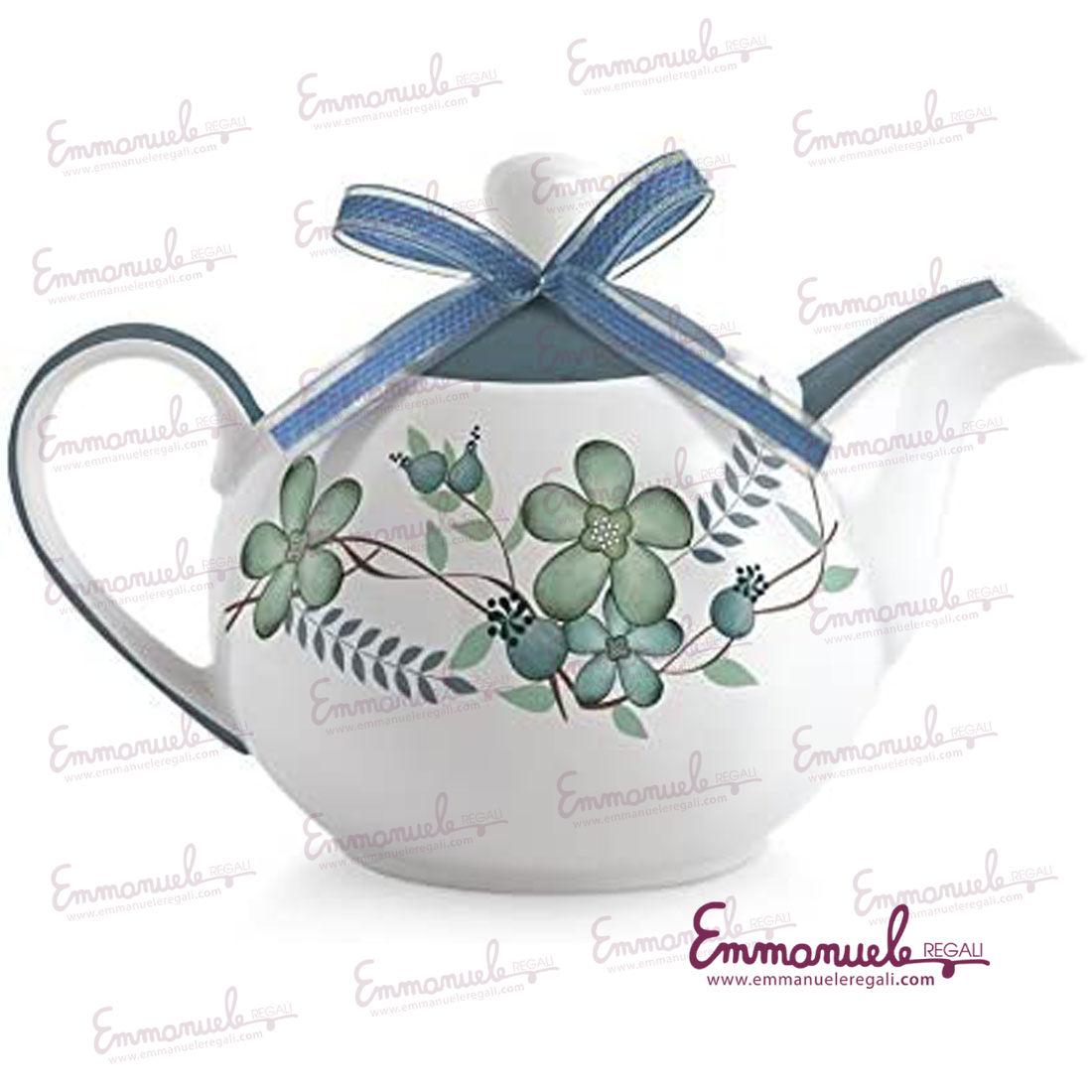 PTE81S-AZ-Tea for Two azzurra 470 ml - Egan-emmanueleregali-bombonieraperfetta