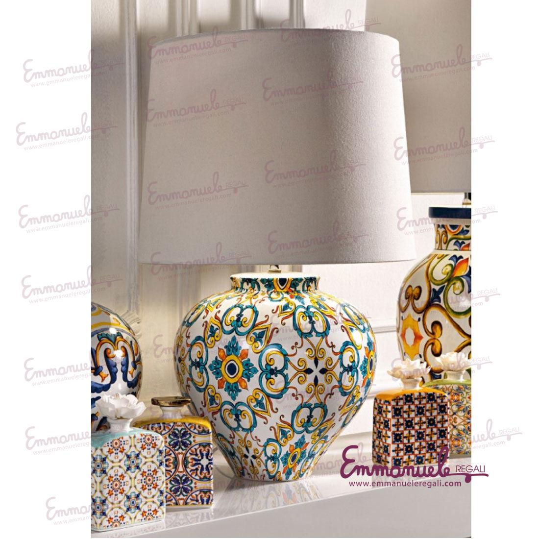 Lampada Medicea Stonewear - Brandani-emmanueleregali-bombonieraperfetta